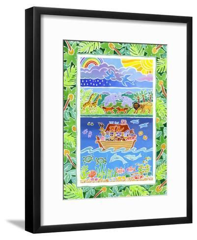 Animals of the World-Geraldine Aikman-Framed Art Print