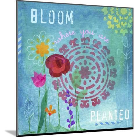 Bloom-Fiona Stokes-Gilbert-Mounted Giclee Print