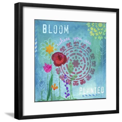 Bloom-Fiona Stokes-Gilbert-Framed Art Print