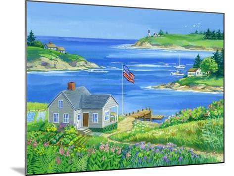 Summer View-Geraldine Aikman-Mounted Giclee Print