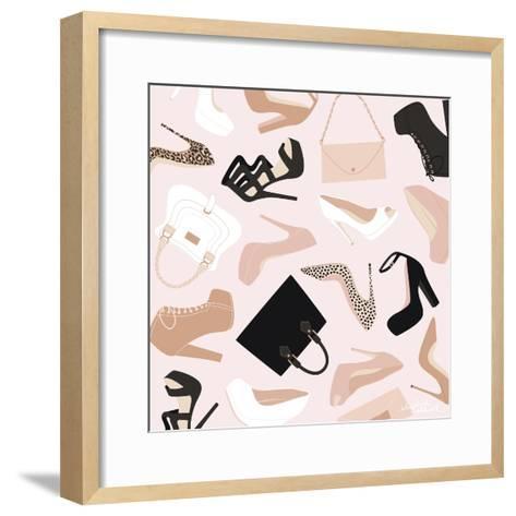 Girls Night Out-Elizabeth Caldwell-Framed Art Print
