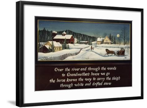 Farm-Debbi Wetzel-Framed Art Print