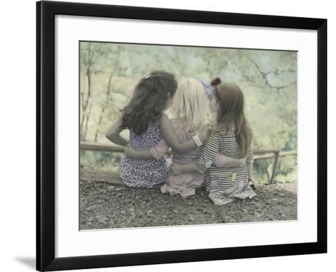 Hugs-Gail Goodwin-Framed Art Print