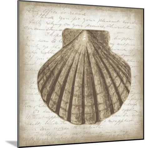 Shell I-Erin Clark-Mounted Giclee Print