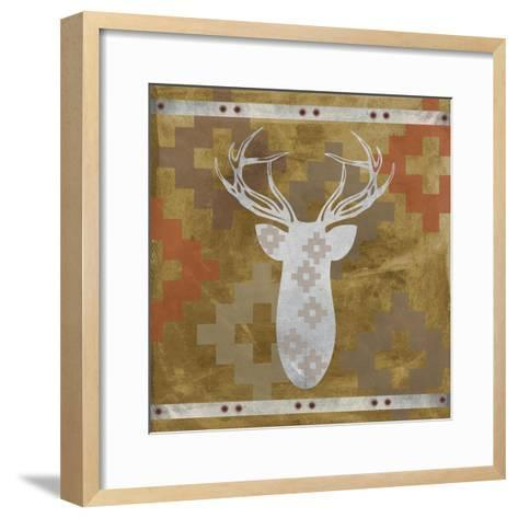 Deer Rack-Erin Clark-Framed Art Print