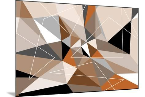 Triangle 2-LXXII-Fernando Palma-Mounted Giclee Print