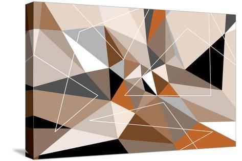 Triangle 2-LXXII-Fernando Palma-Stretched Canvas Print