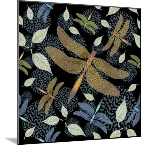 Repeat Patter 14-LXV-Fernando Palma-Mounted Giclee Print