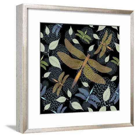 Repeat Patter 14-LXV-Fernando Palma-Framed Art Print