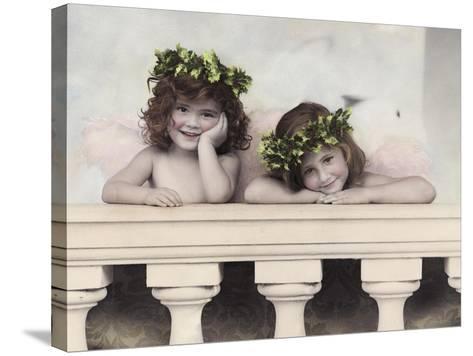 Rafael Angels-Gail Goodwin-Stretched Canvas Print
