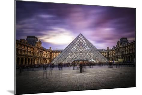 Louvre I-Giuseppe Torre-Mounted Photographic Print