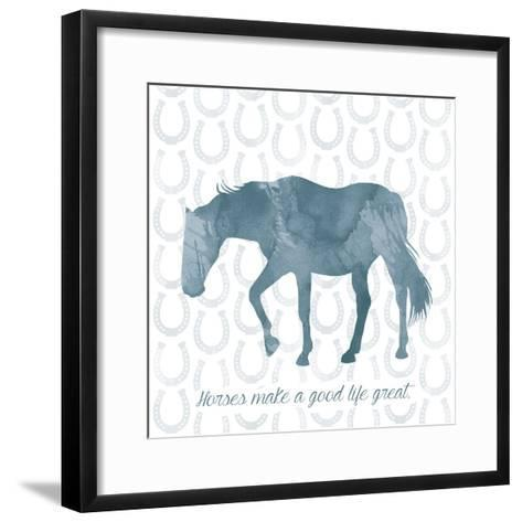 Horse Great-Erin Clark-Framed Art Print