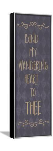 Wandering-Erin Clark-Framed Canvas Print