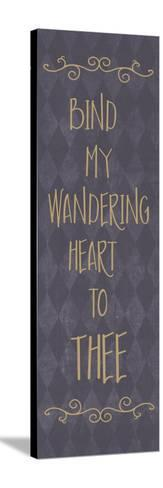 Wandering-Erin Clark-Stretched Canvas Print