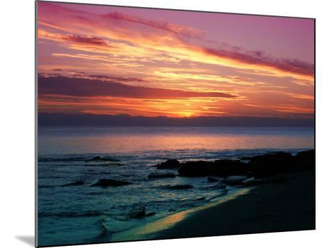 Sunset-Fernando Palma-Mounted Photographic Print