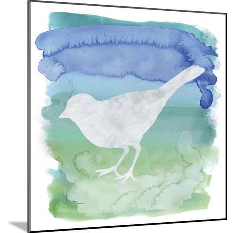 Watercolor Bi4-Erin Clark-Mounted Giclee Print