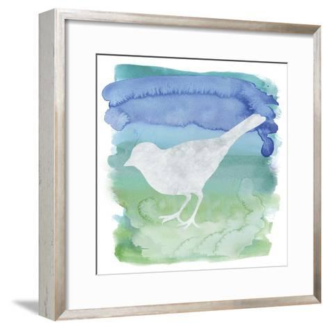 Watercolor Bi4-Erin Clark-Framed Art Print
