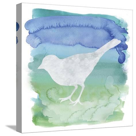 Watercolor Bi4-Erin Clark-Stretched Canvas Print