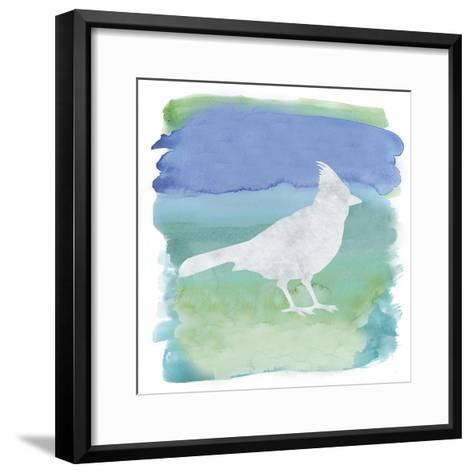 Watercolor Bi3-Erin Clark-Framed Art Print