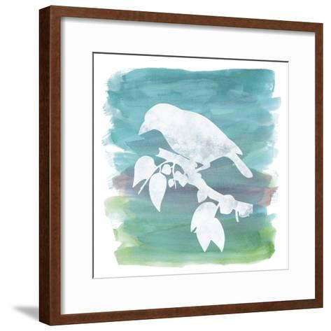 Watercolor Bi2-Erin Clark-Framed Art Print