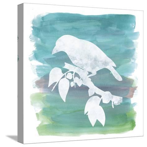 Watercolor Bi2-Erin Clark-Stretched Canvas Print