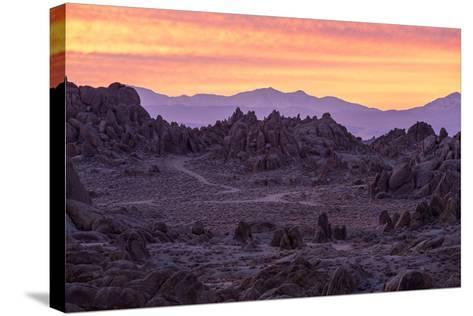 Surreal Dawn-Lance Kuehne-Stretched Canvas Print