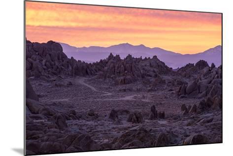 Surreal Dawn-Lance Kuehne-Mounted Photographic Print