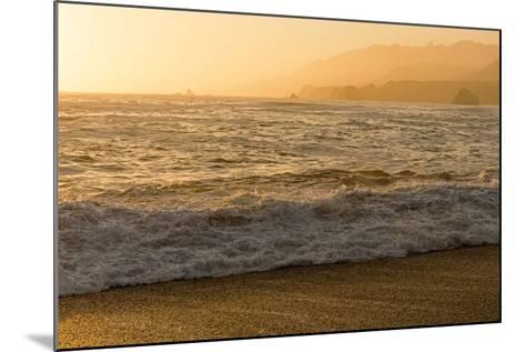 Golden Shores-Lance Kuehne-Mounted Photographic Print