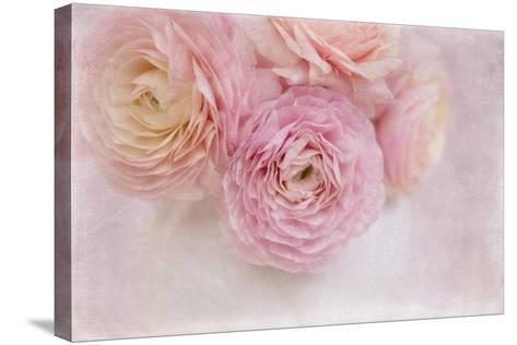 Chique Bouquet-Cora Niele-Stretched Canvas Print