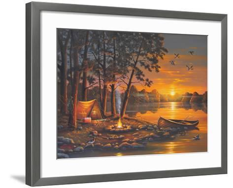 R and R-Geno Peoples-Framed Art Print