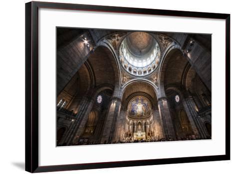 Sacre Coeur I-Giuseppe Torre-Framed Art Print
