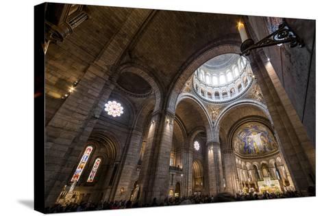 Sacre Coeur II-Giuseppe Torre-Stretched Canvas Print
