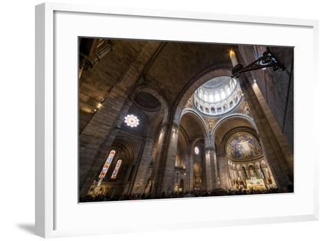 Sacre Coeur II-Giuseppe Torre-Framed Art Print