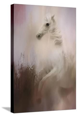 Wild Winter Day-Jai Johnson-Stretched Canvas Print