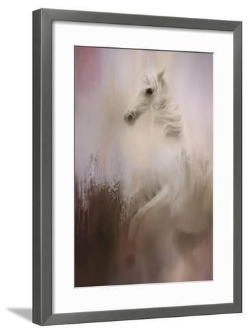Wild Winter Day-Jai Johnson-Framed Art Print