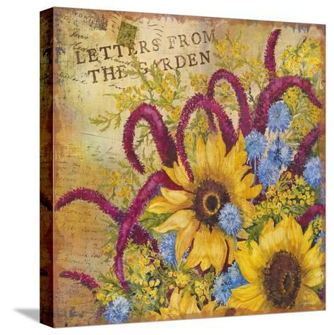 Letters from the Garden II-Joanne Porter-Stretched Canvas Print