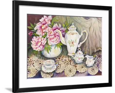 Tea Time-Joanne Porter-Framed Art Print