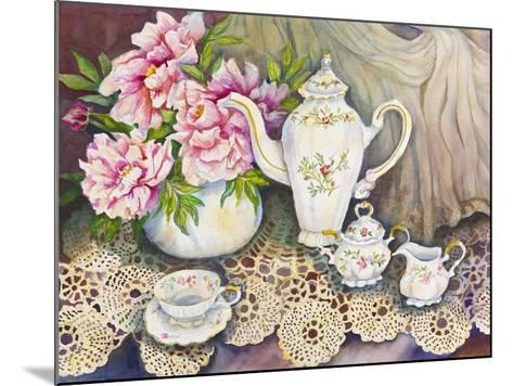 Tea Time-Joanne Porter-Mounted Giclee Print