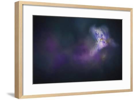 Iris Whisper-Jai Johnson-Framed Art Print