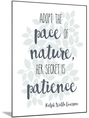 Nature-Erin Clark-Mounted Giclee Print