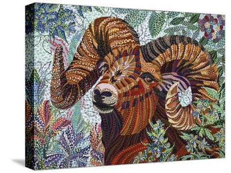 Aries-Erika Pochybova-Stretched Canvas Print