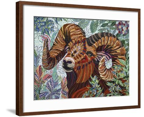 Aries-Erika Pochybova-Framed Art Print
