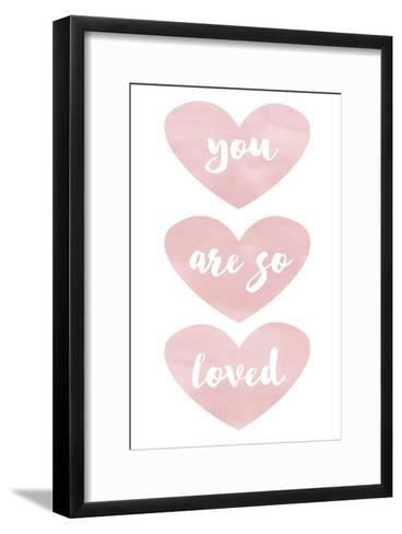 Loved-Erin Clark-Framed Art Print