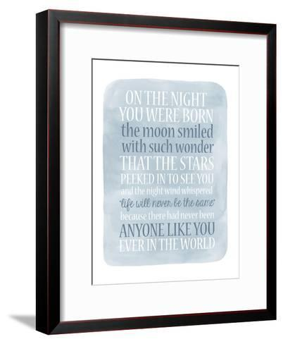 Boy Night Born-Erin Clark-Framed Art Print
