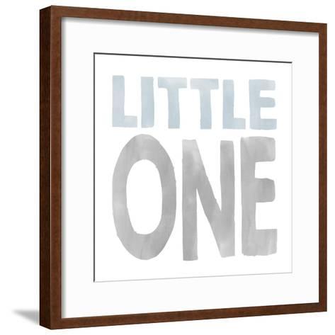 Little One-Erin Clark-Framed Art Print