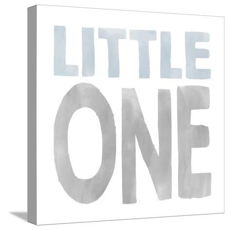 Little One-Erin Clark-Stretched Canvas Print