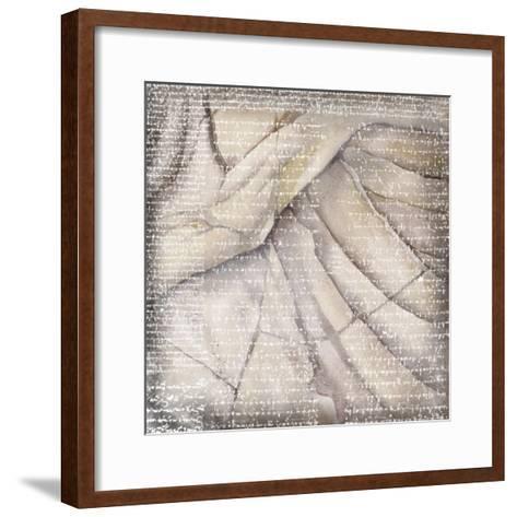 Tuscan II-Kory Fluckiger-Framed Art Print