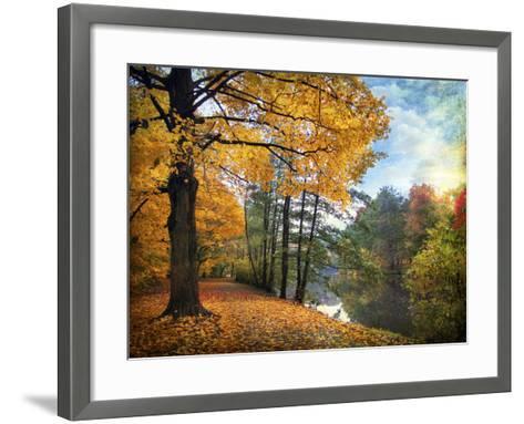 Golden Carpet-Jessica Jenney-Framed Art Print
