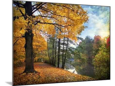 Golden Carpet-Jessica Jenney-Mounted Photographic Print