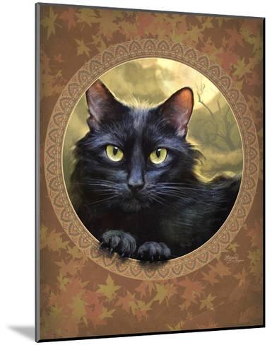 Black Is Beautiful-Jeff Haynie-Mounted Giclee Print